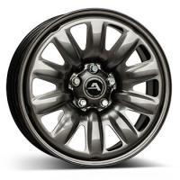 Oceľový disk 6½Jx16 ALCAR Hybr. VW