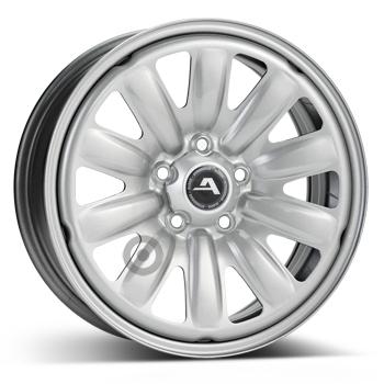 ALCAR HYBRIDRAD 130100 Silver