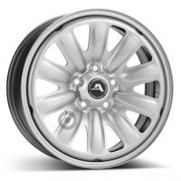 Hybridný oceľový disk 7Jx16 Audi