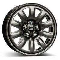 Oceľový disk 6½Jx16 ALCAR Hybr. Opel