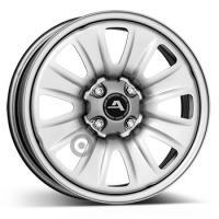 KFZ Hybridný oceľový disk 131800 6.00x15 4x100.00 ET40