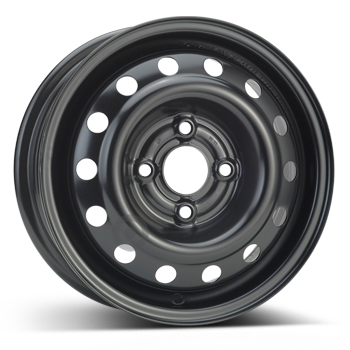 ALCAR STAHLRAD 3995 Black