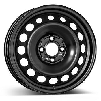 ALCAR STAHLRAD 4001 front Black