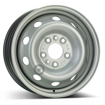 ALCAR STAHLRAD 4011 Silver
