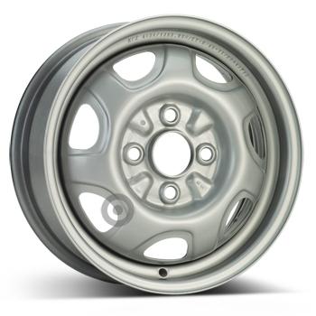 ALCAR STAHLRAD 4030 Silver