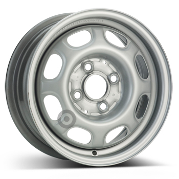 ALCAR STAHLRAD 4710 Silver