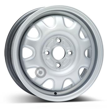 ALCAR STAHLRAD 5010 Silver