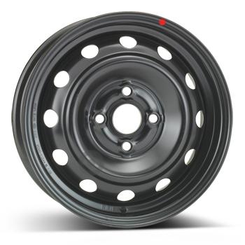 ALCAR STAHLRAD 5490 Black