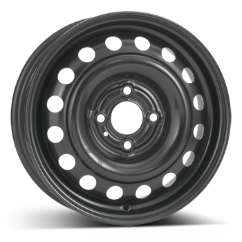 ALCAR STAHLRAD 5820 Black