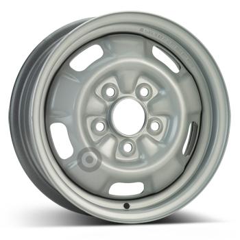 ALCAR STAHLRAD 5840 Silver