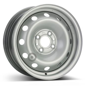 ALCAR STAHLRAD 6225 Silver