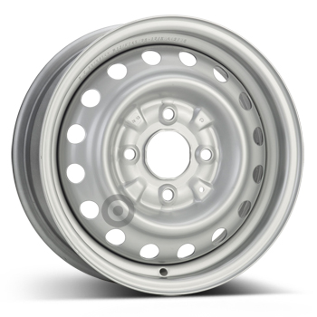 ALCAR STAHLRAD 6375 Silver