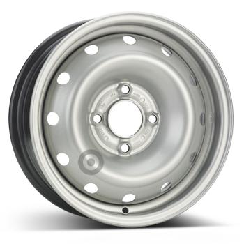 ALCAR STAHLRAD 6395 Silver