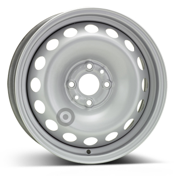 ALCAR STAHLRAD 6815 Silver