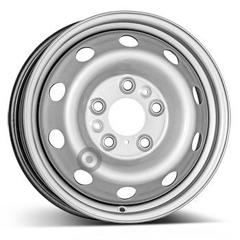 ALCAR STAHLRAD 7011 Silver