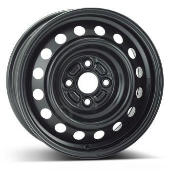 ALCAR STAHLRAD 7015 Black