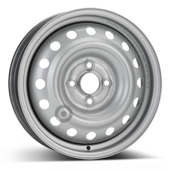 ALCAR STAHLRAD 7160-7235 Silver