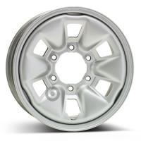 Oceľový disk 6JJx15 Toyota