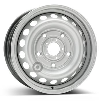 ALCAR STAHLRAD 8337 Silver