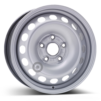 ALCAR STAHLRAD 8385 Silver