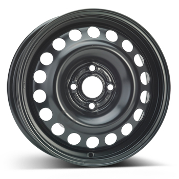 ALCAR STAHLRAD 8390 Black