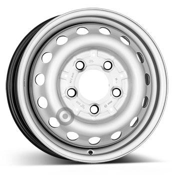 ALCAR STAHLRAD 8445 Silver