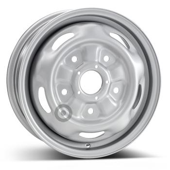 ALCAR STAHLRAD 8505 Silver