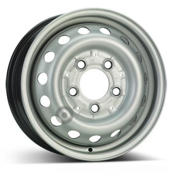 ALCAR STAHLRAD 8555 Silver
