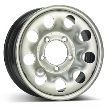 ALCAR STAHLRAD 8630 Silver