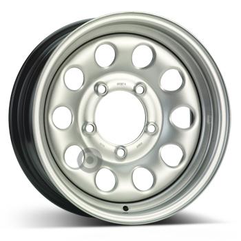 ALCAR STAHLRAD 8665 Silver