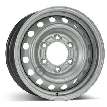 ALCAR STAHLRAD 8701 Silver
