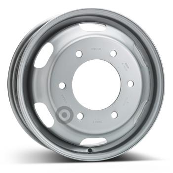 ALCAR STAHLRAD 8733 Silver