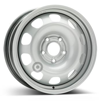 ALCAR STAHLRAD 8873 Silver