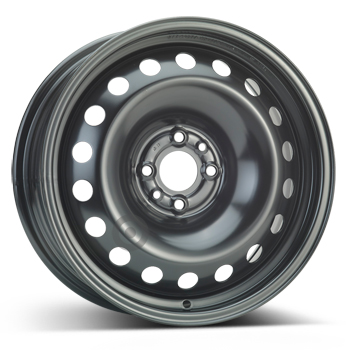 ALCAR STAHLRAD 9087 Black