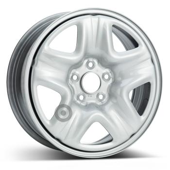ALCAR STAHLRAD 9312 Silver