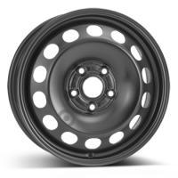 Oceľový disk 6Jx16 Audi