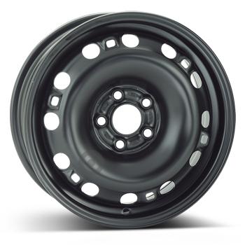 ALCAR STAHLRAD 9545 Black