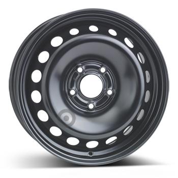 ALCAR STAHLRAD 9563 Black