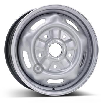 ALCAR STAHLRAD 9597 Silver
