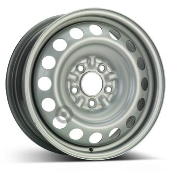 ALCAR STAHLRAD 9645 Silver