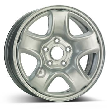 ALCAR STAHLRAD 9675 Silver