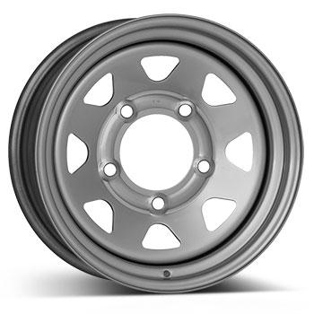 DOTZ 4X4 Dakar Silver