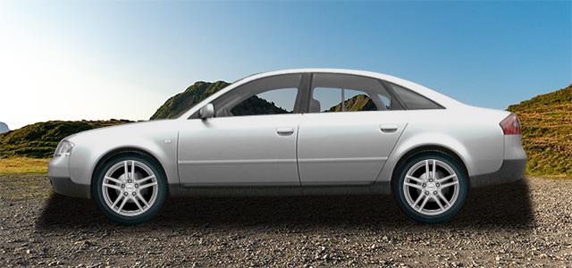 Letní pneumatiky pro osobní automobil  AUDI A6/S6/RS6   (4B) rv.od 01.1997 2.7  T