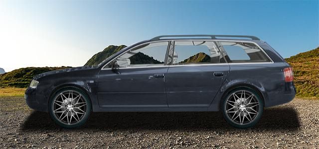 Letní pneumatiky pro osobní automobil  AUDI A6/S6/RS6 Avant   (4B) rv.od 12.1997 RS6  plus quattro