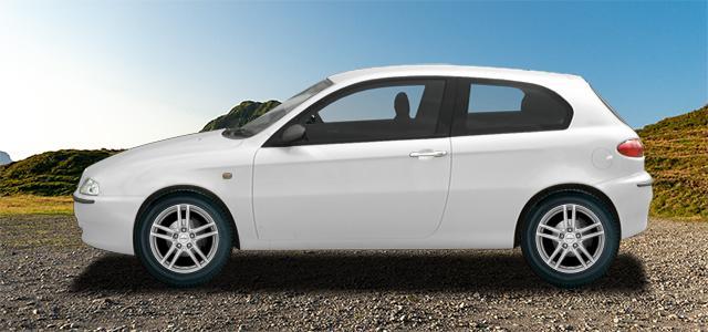 Pneumatiky, které najdete ve výpisu níže, jsou vhodné pro osobní automobil ALFA ROMEO 147   (937) rv.od 01.2001 1.6  16V T.SPARK ECO. Kvalitní pneu za bezvadné ceny.