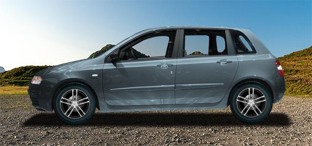 Letní pneumatiky pro osobní automobil  FIAT STILO   (192) rv.od 10.2001 1.9  D