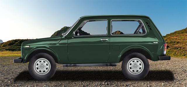 Letní pneumatiky pro osobní automobil  LADA NIVA   (2121;2121A;21214;VAZ2121;212140) rv.od 12.1976 1.9d