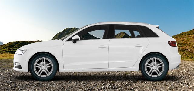 Letní pneumatiky pro osobní automobil  AUDI A3/S3/RS3 Sportback   (8V) rv.od 12.2012 1.8  TFSI quattro