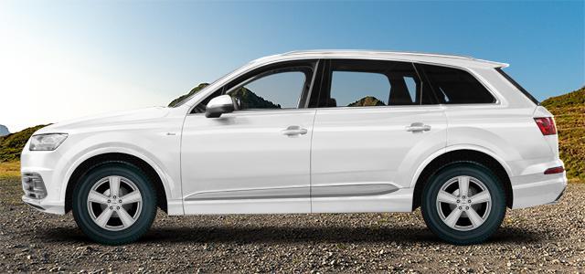Letní pneumatiky pro osobní automobil  AUDI Q7   (4L;4L1) rv.od 06.2015 2.0  quattro