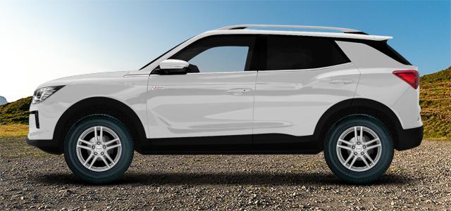 Letní pneumatiky pro osobní automobil  SSANGYONG KORANDO   (CW) rv.od 11.2019 1.6d